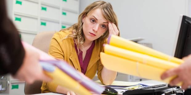 Le harcèlement, principal comportement indésirable au travail - La Libre