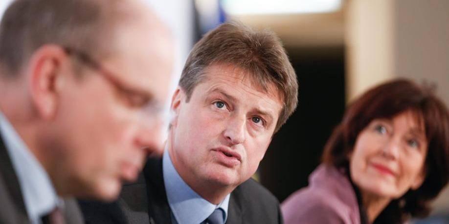 Olivier Chastel tête de liste fédérale MR pour le Hainaut