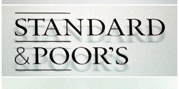 """S&P relève la perspective de la Belgique à """"stable"""" - La Libre"""