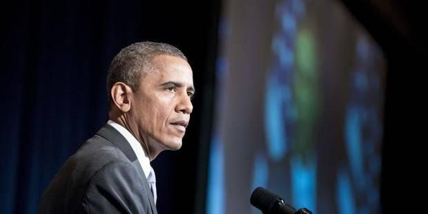 Ukraine : Obama demande à Poutine de replier les forces russes - La Libre