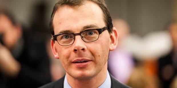 """Wouter Beke à Didier Reynders: """"Un ministre ferme sa gueule ou démissionne"""" - La Libre"""