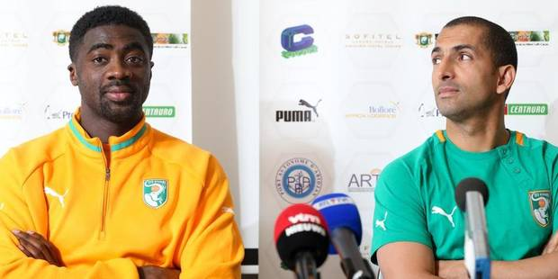 Face aux Diables, la Côte d'Ivoire s'attend à un match très difficile - La Libre
