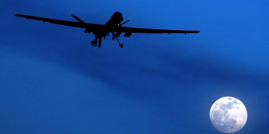 Un drone américain intercepté au-dessus de la Crimée?