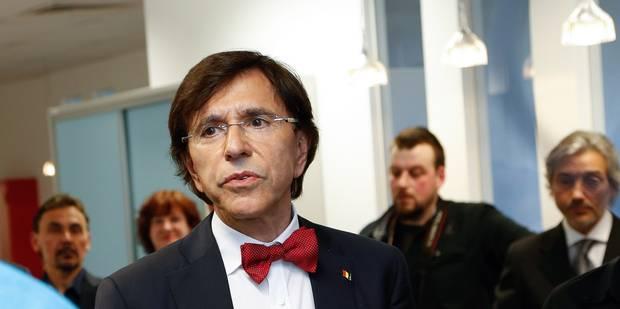VTM a reçu une lettre de menaces visant M. Di Rupo - La Libre