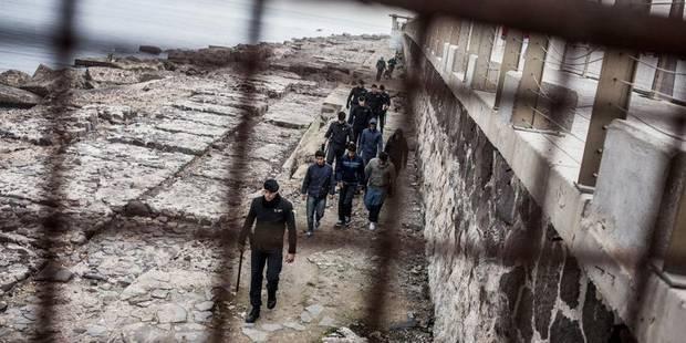Espagne: plus de 70 clandestins recueillis en mer - La Libre