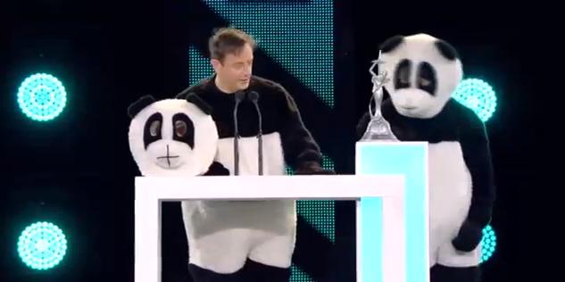 Le panda de Pairi Daiza répond à De Wever