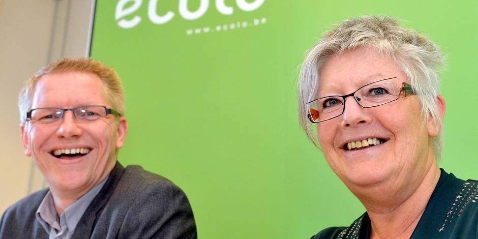 Le bilan d'Ecolo: une Belgique à deux vitesses