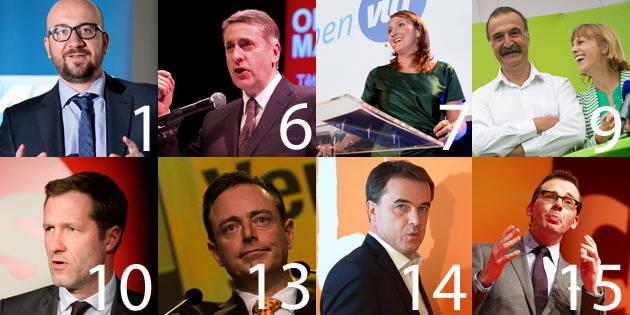 Tirage au sort des listes électorales: le MR est n°1