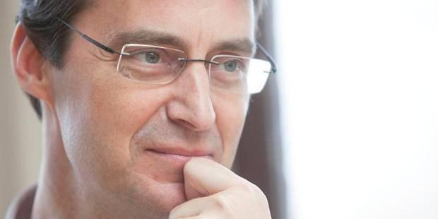 Vincent Blondel, le nouveau recteur élu, veut positionner l'UCL à l'international - La Libre