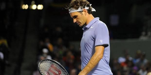 Miami: Federer chute en quarts - La Libre