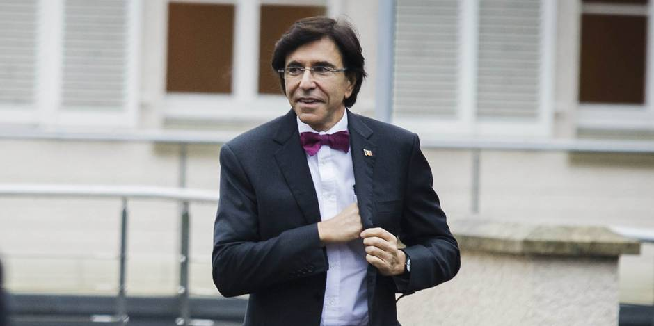 """Elio Di Rupo : le """"16"""" ou la Commission européenne?"""