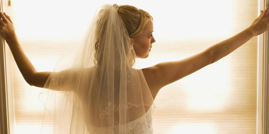 Les robes de mariée, royaume du cousu main