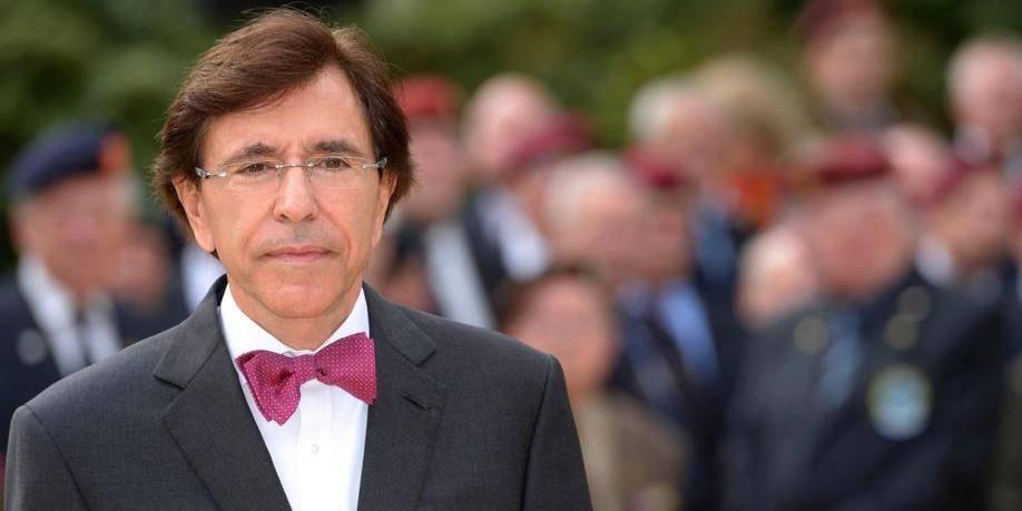 "Elio Di Rupo vante les mérites de la ""recette belge"""