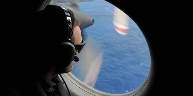 MH370: une nappe de carburant dans la zone de recherche - La Libre