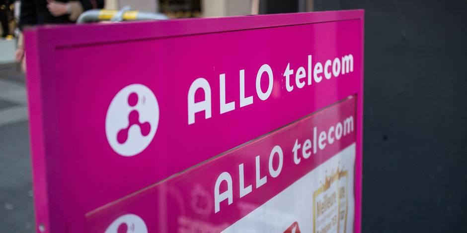 ALLO telecom veut fermer 27 boutiques: 72 emplois sont menacés