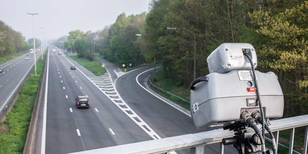 Entre 800 et 1000 radars sur nos routes ce jeudi - La Libre
