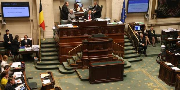 Elections14: la Chambre en a terminé avec la 53e législature - La Libre