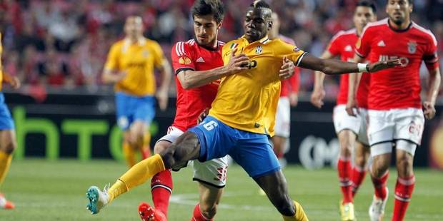Europa League: Benfica et Séville prennent une option pour la finale - La Libre