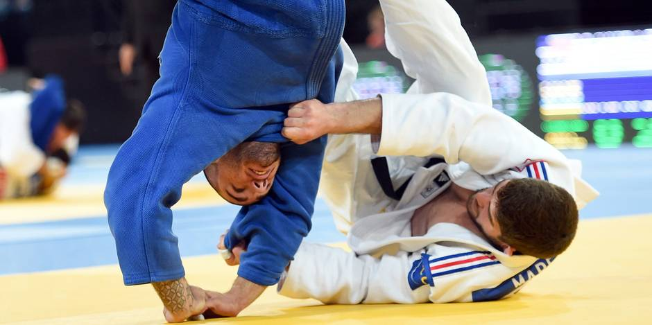 Euro de judo: Toma Nikiforov échoue au pied du podium