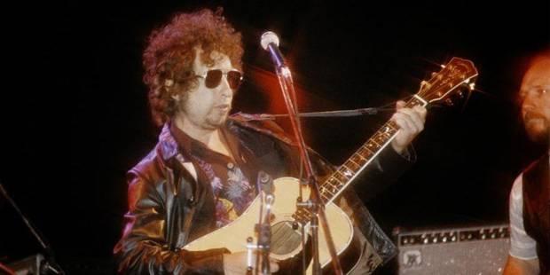"""Le manuscrit de """"Like a Rolling Stone"""" de Bob Dylan aux enchères - La Libre"""
