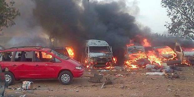 Nigeria: au moins 16 morts suite à un attentat à la bombe - La Libre