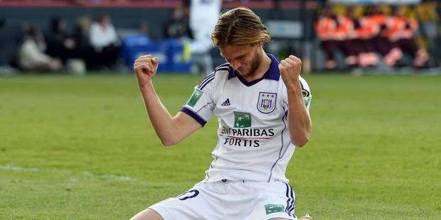 Hasi offre trois points inespérés à Anderlecht (0-1) - La Libre