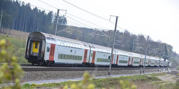 Retards sur la ligne Bruxelles-Liège après un accident - La Libre