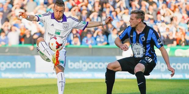 La vie continue à Anderlecht et au Standard malgré l'immense pression - La Libre
