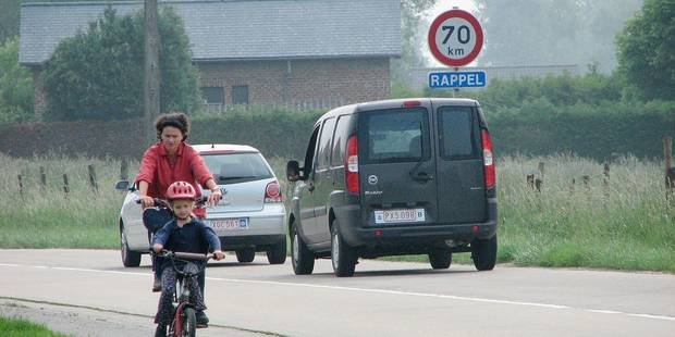 Vers un plan cyclable provincial - La Libre