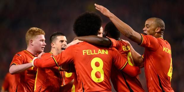 Les Diables rouges pourront jouer au stade Roi Baudouin au moins jusqu'en 2019 - La Libre