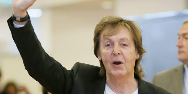 Paul McCartney annule des concerts à Tokyo pour raison de santé - La Libre