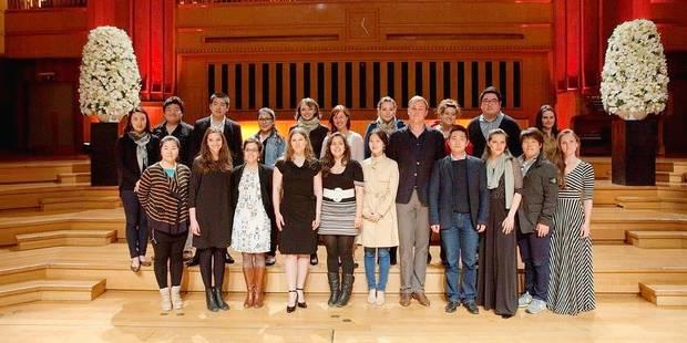 Concours Reine Elisabeth: fin du premier tour et bilan - La Libre