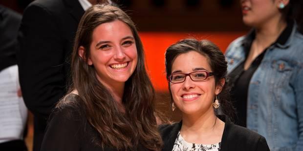 Deux Belges en finale du concours Reine Elisabeth 2014 - La Libre