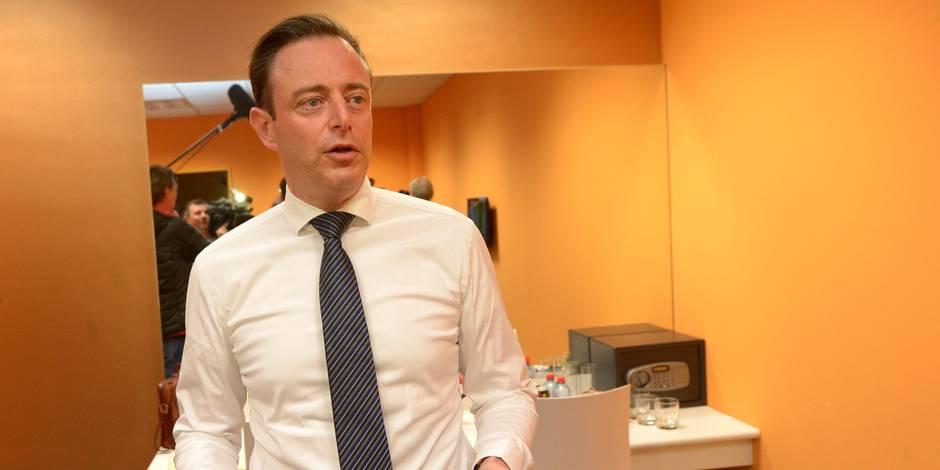 Le grand bluff de Bart De Wever
