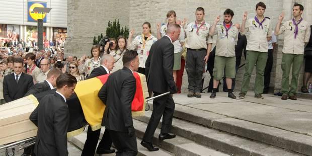 La Belgique a dit adieu à Jean-Luc Dehaene - La Libre