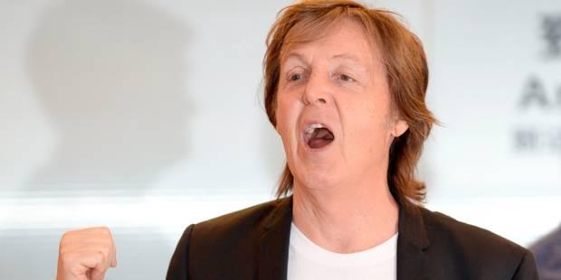 Plus de peur que de mal pour Paul McCartney - La Libre