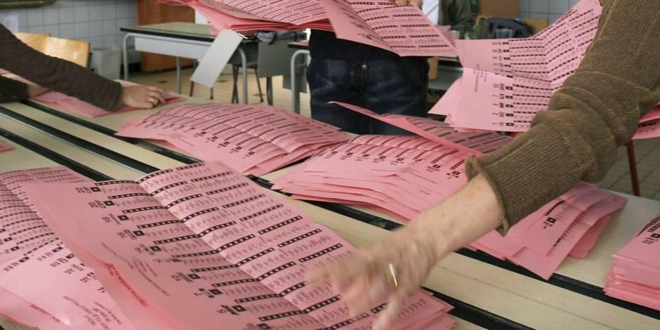 Voici (enfin) les résultats (presque) complets des élections