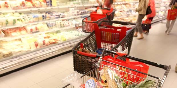 L'alimentaire plus cher que chez nos voisins - La Libre