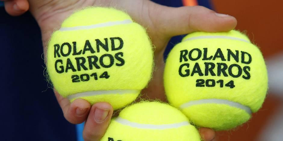 D'où vient l'idée des balles de tennis jaunes?
