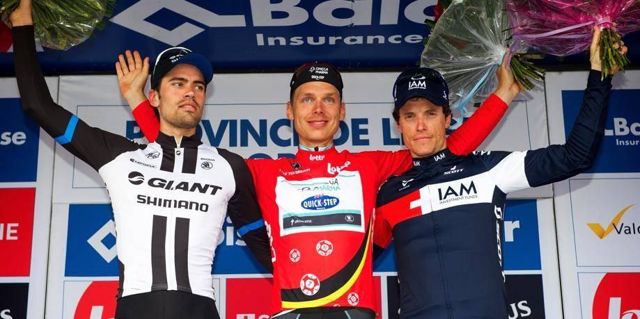 Tour de Belgique : victoire finale de Tony Martin