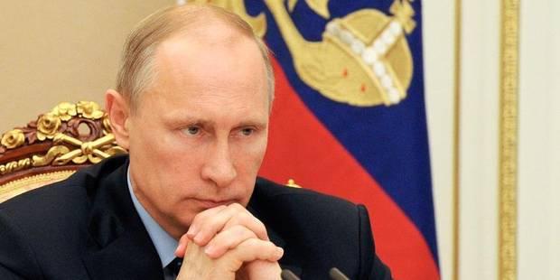 Ukraine: Une rencontre Cameron-Poutine vendredi en Normandie - La Libre