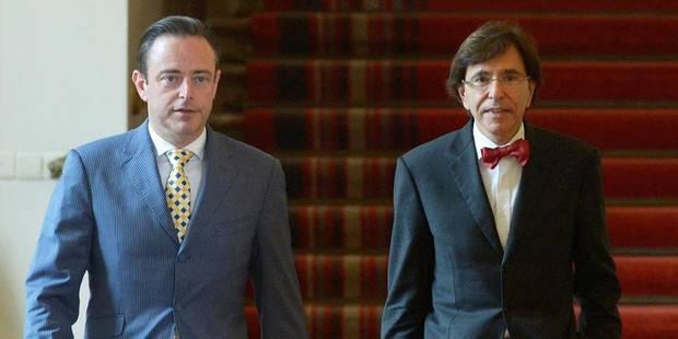 Les défauts de l'asymétrie dans une Belgique fédérale - La Libre