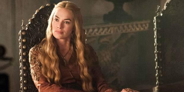 Comment Cersei a spoilé Game of Thrones il y a deux mois - La Libre