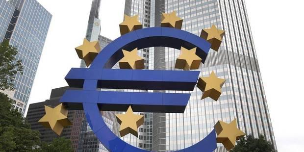 La BCE baisse ses taux et pousse les banques à prêter: l'euro s'enfonce - La Libre