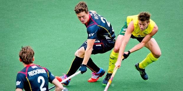 Hockey : La Belgique domine l'Espagne 5-2 - La Libre
