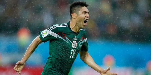 Mondial 2014: le Mexique domine le Cameroun (1-0) - La Libre