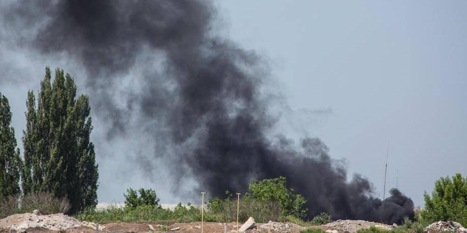 Un avion abattu par des insurgés en Ukraine: 49 morts