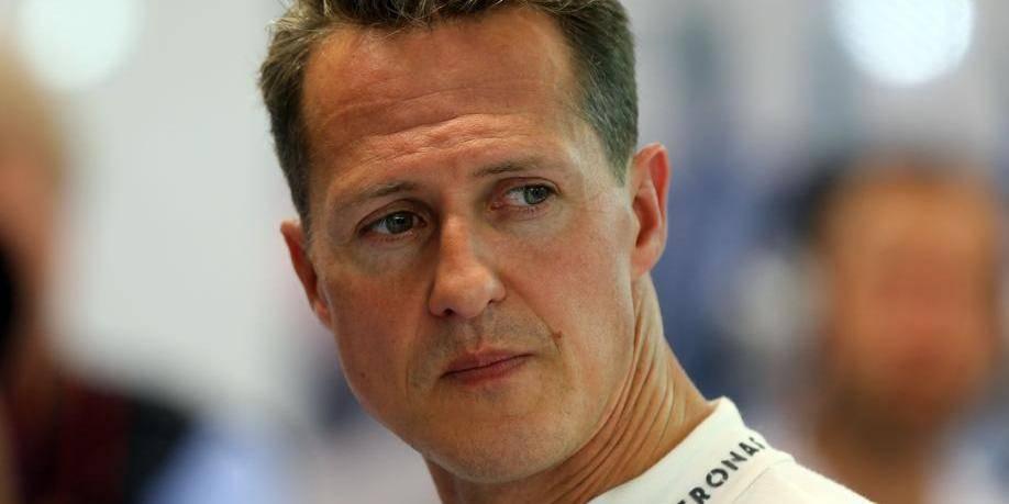 """Michael Schumacher : """"La phase de réadaptation est un long trajet parfois frustrant"""""""