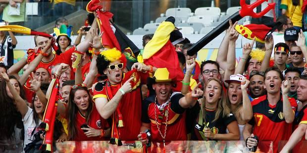 La Belgique a explosé de joie lors du premier match des Diables au Brésil (photos et vidéos) - La Libre