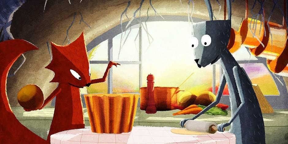 """""""Le parfum de la carotte"""": Saveurs animées"""